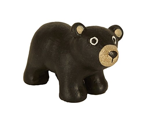 Bear Cub Miniature - Miniature Fairy Garden Bear Cub
