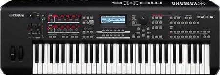 Yamaha MOX6 Keyboard Worksatation Synthesizer MOTIF XF ...