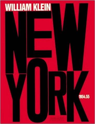 New York 1954-1955
