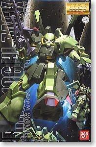 Bandai Hobby RMS-106 HI-Zack, Bandai Master Grade Action Figure