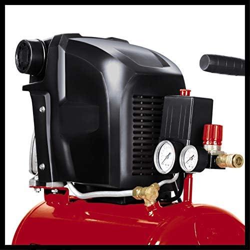 Rosso Einhell 4010460 Te-AC 230//24 Compressore Lubrificato 24 L