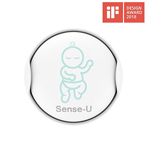 Sense-U Breathing & Rollover Baby Movement Monitor: Alerts Y