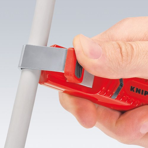 Knipex 16 20 165 SB Dismantling Tool with knife and hook blade by KNIPEX Tools (Image #1)