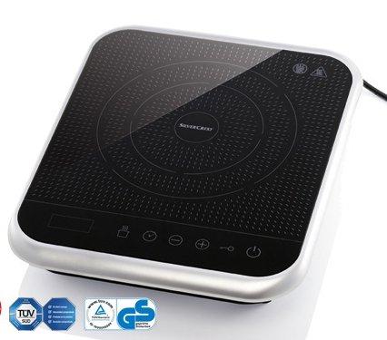 Placa de inducción portátil: Amazon.es: Hogar