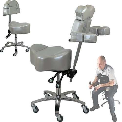 Brand New Inkbed Patented Adjustable Ergonomic Chair Stool