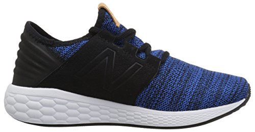 New Mousse V2 Noir Royal Baskets Equipe Frais Knit Homme En Cruz Balance nrTIHfn