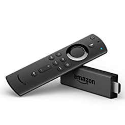 Fire TV Stick streaming media player wit...