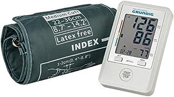 GRUNDIG Tensiómetro digital de brazo - Muy compacto, ideal para ...