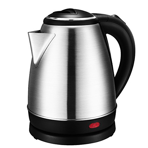 Electric Tea Kettles With Automatic Shut Off ~ Electric kettle turbot liter stainless steel