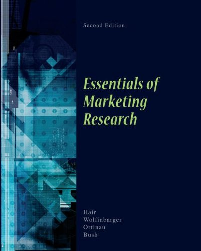Essentials of Marketing Research by McGraw-Hill Education