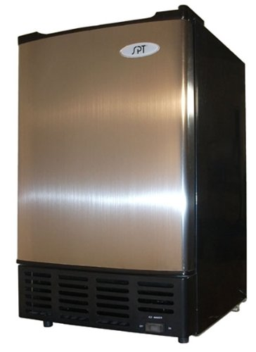 UNDERCOUNTER ICE MAKER STAINLESS