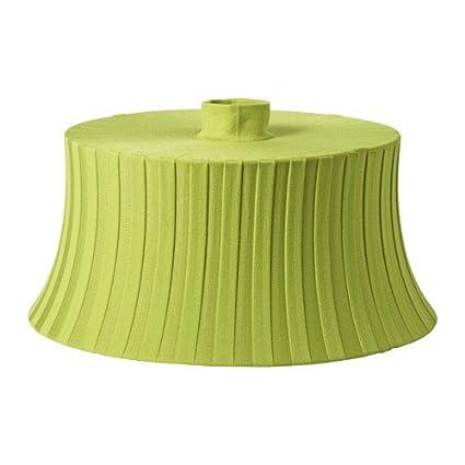 Ikea 402.873.16 Amtevik - Lámpara de Techo, Color Verde ...