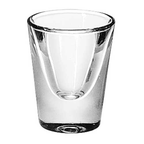Libbey Whiskey Shot Glass, 7/8 Ounce -- 72 per case. by Libbey