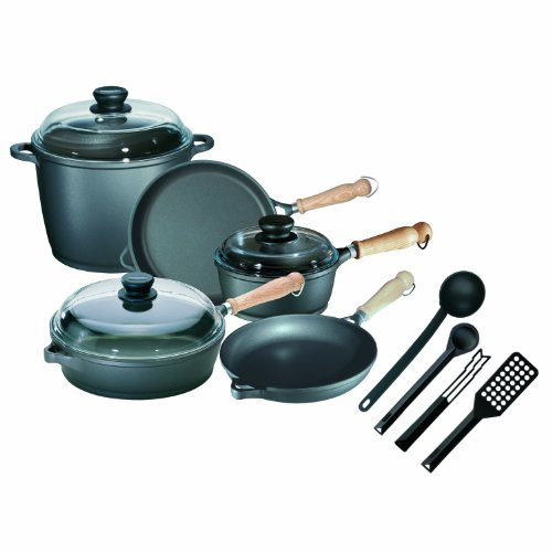 Berndes 12-Piece Tradition Cookware Set