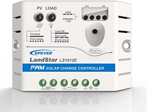 EPever EPSOLAR ls1012e 10 A 12 V PWM LANDSTAR Solar Charge Controller