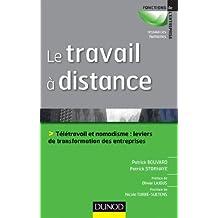 TRAVAIL À DISTANCE (LE)