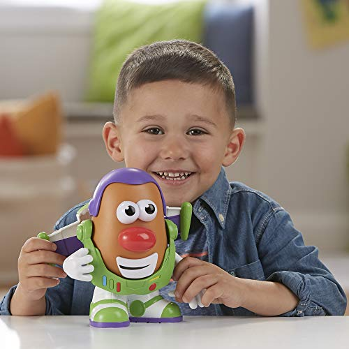 41SR8Sw4FQL - Mr Potato Head Disney/Pixar Toy Story 4 Spud Lightyear Figure Toy for Kids Ages 2 & Up