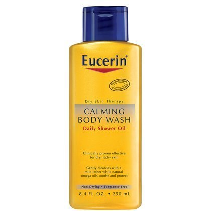 Eucerin Calming Daily Shower Oil 8 4 product image