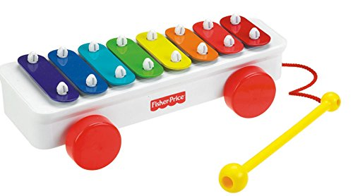 Fisher-Price Brilliant Basics Classic Xylophone