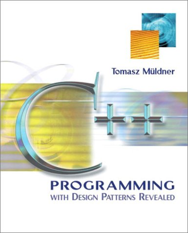 C++ Programming with Design Patterns Revealed by Pearson