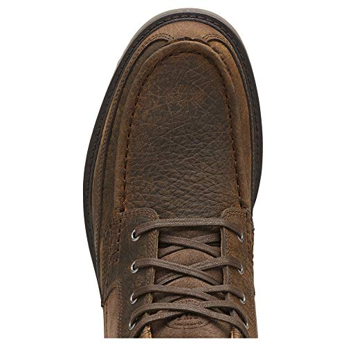0ea74340c3e Ariat Men's Lookout Western Chukka Boot, Earth/Stone Suede, 12 M US