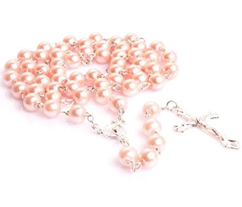 Chain Rosary Crucifix - 3