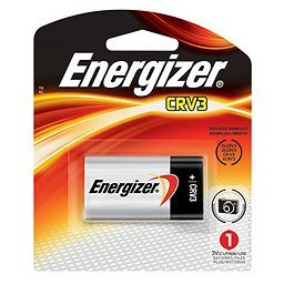 Energizer Crv3 Battery (Energizer Lithium CRV3 Digital Camera Battery)