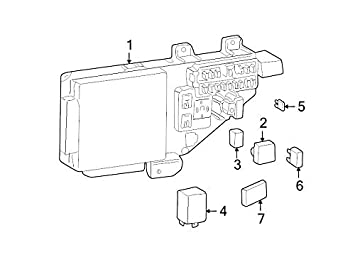 amazon com mopar 4671168 starter relay automotive mopar 4671168 starter relay