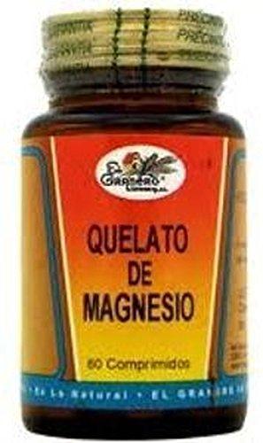 Quelato de Magnesio 60 comprimidos de El Granero Integral