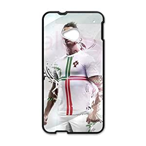 Happy Christiano Ronaldo Phone Case for HTC One M7