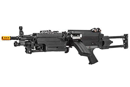 classic army lmg saw airsoft machine gun(Airsoft Gun)