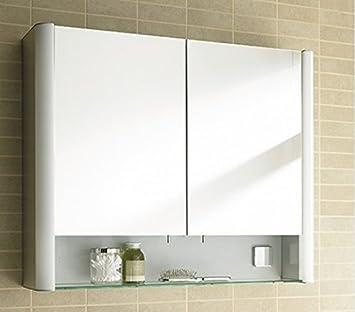 Genial Duravit LM970203737 Multibox Cabinet, White   Medicine Cabinets   Amazon.com