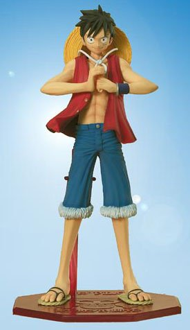 One Piece Portrait of Pirates Original Series Monkey D. Luffy by Megahouse