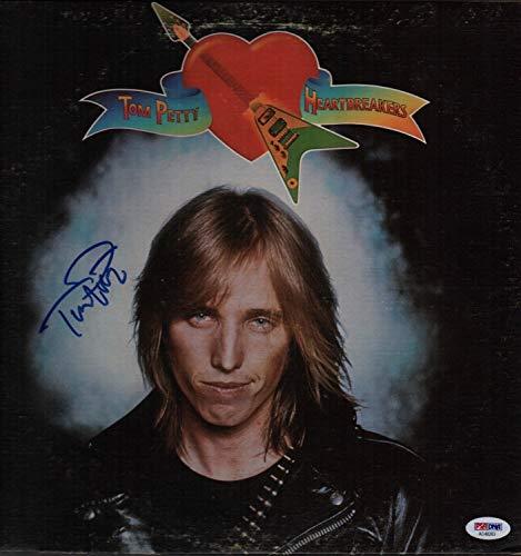 Tom Petty Autographed Signed Tom Petty And The Heartbreakers Debut Record Memorabilia PSA/DNA COA Ad48283