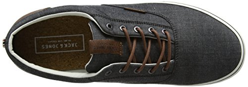 cheap best sale Jack & Jones Men's Jfwvision Chambray Mix Ss Anthracite Trainers Grey (Anthracite Anthracite) clearance with paypal outlet online buy cheap get authentic wBsZwUd