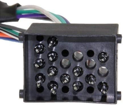 Kfz Din Iso Stecker Auto Aktiv System Radio Adapter Kabel Für Bose Harman Kardon Auto