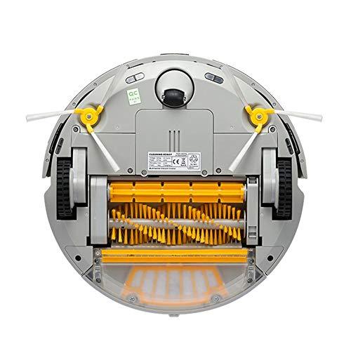 vngfghjjhkhjk CORILE A325S Bow Line Robot de Limpieza Pantalla LCD Aspiradora Automã¡Tica Completa: Amazon.es: Electrónica