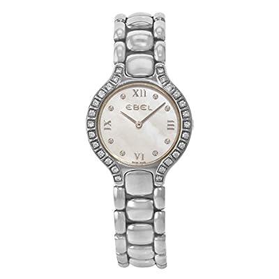 Ebel Beluga quartz female Watch E9976418-20 (Certified Pre-owned) by Ebel