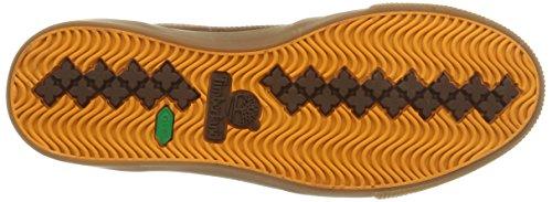 Timberland Glstnbry Ekwrmchk, Men's Hi-Top Sneakers Brown