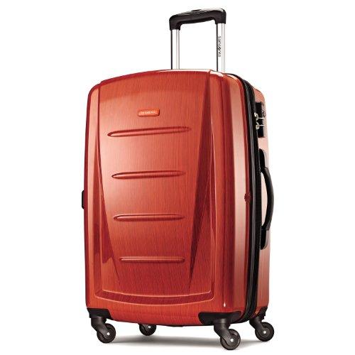 Samsonite Luggage Winfield 2 Fashion HS Spinner 28, Orange, One Size
