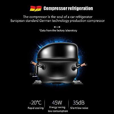Nevera Portátil De Compresor 26L,Control De Temperatura ...