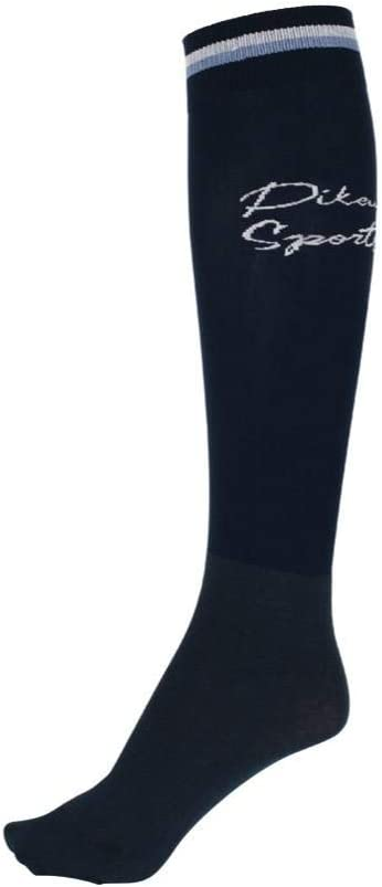 WINTER 2018 knee socks TUBE STRIPES Pikeur