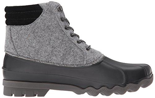 Sider Avenue Men's Top Boot Duck Sperry Grey Rain SwzqOn