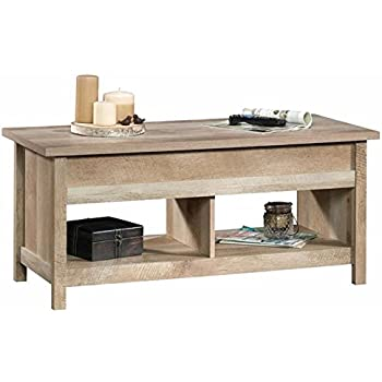 Better Homes And Gardens Crossmill Weathered Collection Coffee Table Lintel Oak