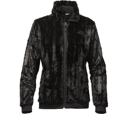 cf56ba7f67c5 The North Face Women s Furlander Full Zip Jacket TNF Black (Prior Season)  Small