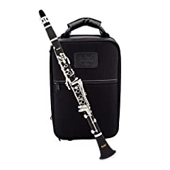 The Jean Paul CL-400 Clarinet offers its users a substantial upgrade in playing experience. The ABS body construction and Silver plated key's offer a robust instrument while maximizing sound quality. With a Bari Mouthpiece and Rico H Ligature...