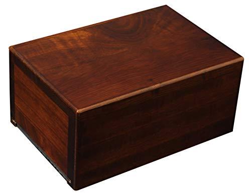 The Bogati Large Economy Wooden Urn