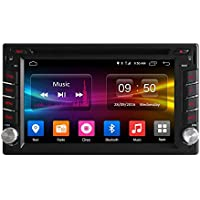 FEELDO 6.2inch Universal Android 6.0 (64bit) Octa Core/DDR3 2G/32G/4G LTE Car Media Player With GPS Navi Radio For Nissan/Hyundai 2DIN ISO (F8)