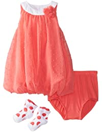 19549aece924 Amazon.com  Baby Girls  Spring Dresses  Clothing