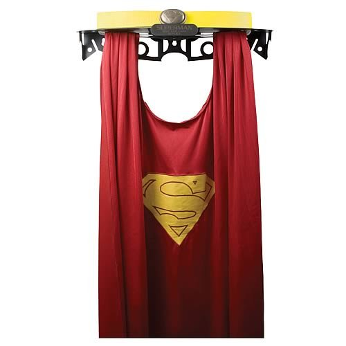 DC Comics Justice League of America Trophy Room Superman's Cape and Belt (Jla Trophy Room)